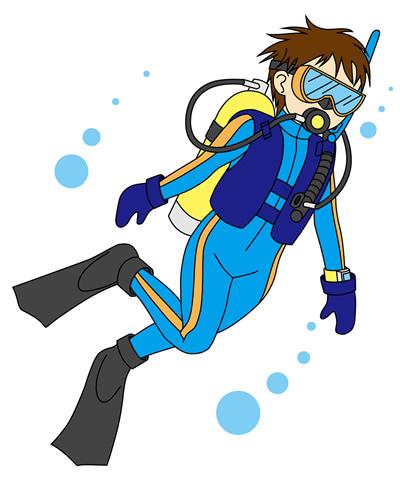 ダイビングサポート